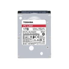 Disco Duro Interno Laptop, Toshiba, L200, HDWL110UZSVA, 1TB, 5400 RPM, SATA III, 6.0 Gb/s
