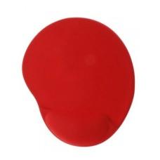 ACTECK - Mouse Pad, Acteck, AC-916646, Confort Pad con Reposa muñecas de Gel, Rojo