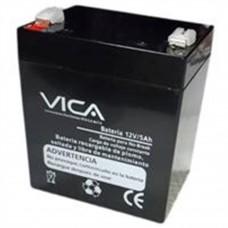 VICA - Batería, Vica, VICA 12V-5AH, 12 Vdc, 5 Ah