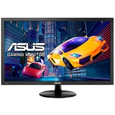 Monitor LED, Asus, VP228HE, 21.5 Pulgadas, 1080, 60Hz, 8 ms, Negro, HDMI, DVI, VGA