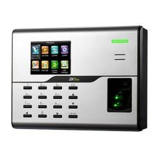 Control de Acceso, ZKTeco, UA860, USB-Host, Wi-Fi, Plata