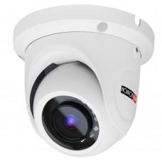 PROVISION ISR - Cámara de Vigilancia, Provision ISR, DI-390IP5S36, tipo domo, IR 15m, H.265, 1080p, PoE, Blanco