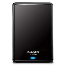 ADATA - Disco Duro Externo, Adata, AHV620S-1TU31-CBK, 1 TB, USB 3.0, Negro