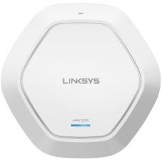 Access Point, Linksys, LAPAC1200C, Doble Banda, 2.4 GHz, 5 GHz, PoE +, MIMO 2x2, 1200 Mbps, Blanco