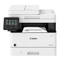 Multifuncional, Canon, 2222C003AA, Láser a color, copiadora, Escáner, Fax, USB, Ethernet, WiiFi, Blanco