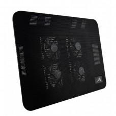 ACTECK - Base Enfriadora, Acteck, AC-916561, Para Laptop, Negro