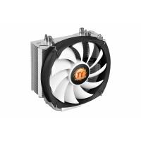 Disipador y Ventilador, Thermaltake, CL-P001-AL12BL-B, Soporta todas las plataformas Intel y AMD
