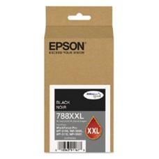 EPSON - Cartucho de Tinta, Epson, T788XXL120-AL, Negro, Alta Capacidad