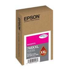 EPSON - Cartucho de Tinta, Epson, T748XXL320-AL, Magenta, Alta Capacidad