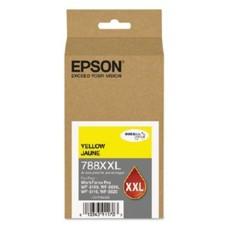 EPSON - Cartucho de Tinta, Epson, T788XXL420-AL, Amarillo, Alta Capacidad