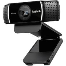 LOGITECH - Cámara Web, Logitech, 960-001087, C922, 1080p, Microfono
