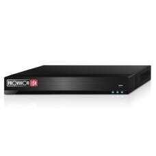 DVR, Provision, SH-4100A-2L(MM), 4 canales AHD/BNC, 1080p, HDMI, VGA, Sin Discos, Negro