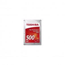 Disco Duro Interno, Toshiba, HDWD105UZSVA, 500 GB, 7200RPM, SATA