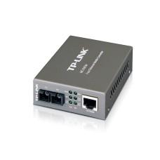 TP LINK - Convertidor de Fibra Óptica, TP-Link, MC100CM, SC, Multimodo