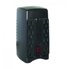 Regulador de Voltaje, Vica, T-1, 750 VA, 400 W, 8 Contactos
