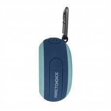 Perfect Choice - Bocina, Perfect Choice, PC-112808, Bluetooth, Azul, Resistente al agua