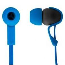 Audífonos con Micrófono, Acteck, MB-916400, Urban Kaos, 3.5 mm, 1.2 m, Alámbrico, Azul