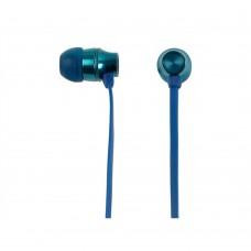 ACTECK - Audífonos manos libres, Mobifree MB-02018, Microfono interno, Azul