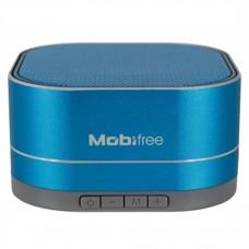 ACTECK - Bocina Portatil, Mobifree, MB-916448, Bluetooth, 3.5 mm, USB, Azul