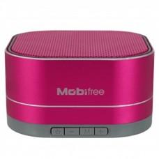 ACTECK - Bocina Portatil, Mobifree, MB-916455, Bluetooth, 3.5 mm, USB, Rosa