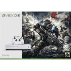 MICROSOFT - Xbox One S 1tb Slim Gears Of War 4 Nuevo Y Sellado 4k