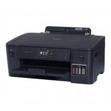 Impresora de Inyección, Brother, HLT-4000DW, Inalámbrica, USB, Negro