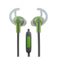 Audífonos con Micrófono, Easy Line, EL-995227, 3.5 mm, Verde, Gris