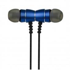 PERFECT CHOICE - Audífonos con Micrófono, Perfect Choice, PC-116646, Inalámbrico, Bluetooth, Batería Recargable, Azul