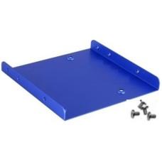 ADATA - Bracket, Adata, H/AD S- BRACKET D/BLUE R00, 2.5 pulgadas, 3.5 pulgadas, Azul