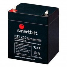 SMARTBITT - Batería, Smartbitt, SBBA12-5, 12 V, 5 Ah