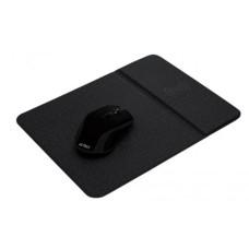 Mouse, Acteck, AC-923132, Mousepad, Carga Inalámbrica, Qi, Negro