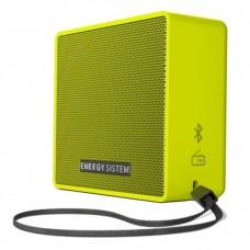 Bocina, Energy Sistem, EY-445967, MicroSD, Bluetooth, 3.5mm, Radio FM, Verde