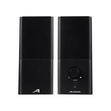 ACTECK - Bocina, Acteck, AC-922043, 3.5 mm, USB, Negro