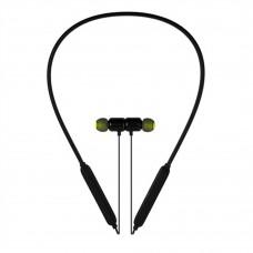 PERFECT CHOICE - Audífonos con Micrófono, Perfect Choice, PC-116592, Inalámbrico, Bluetooth, Banda para Cuello con Controles, Negro