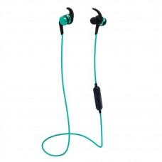 Audífonos con Micrófono, Brobotix, 497509,  Inalambrico, Bluetooth, MicroSD, Azul
