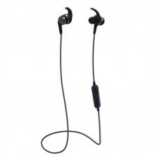 Audífonos con Micrófono, Brobotix, 497516, Inalambrico, Bluetooth, MicroSD, Negro