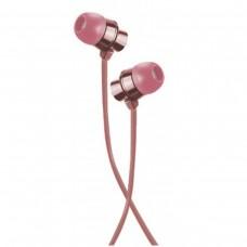 ACTECK - Audífonos, Acteck, MB-02016, Rosa Metálico, 3.5 mm