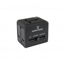 Perfect Choice - Fuente de Poder, Perfect Choice, PC-240341, Adaptador Universal, USB