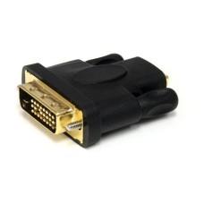 StarTech - Adaptador de Video, StarTech, HDMIDVIFM, DVI-D a HDMI, HDMI a DVI-D, Negro