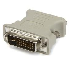 StarTech - Adaptador de Video, StarTech, DVIVGAMF, DVI-I a VGA, Blanco
