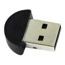 Adaptador Bluetooth, Brobotix, 531233, USB Mini, Negro