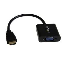 StarTech - Convertidor de Video, StarTech, HD2VGAE2, HDMI a VGA, 1920x1200