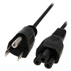 BROBOTIX - Cable de Poder, Brobotix, 076889, Tebol, Para Laptop, 1.8 metros, Negro