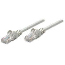Cable de Red, Intellinet, 336758, CAT6, 7.5 m, Gris