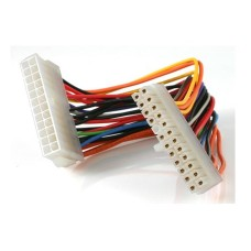 Cable de Extensión, StarTech, ATX24POWEXT, 20cm de 24 Pines de Alimentación para Fuente de Poder ATX