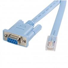 STARTECH - Cable de Consola, StarTech, DB9CONCABL6, RJ45 a DB9