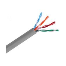 Bobina de Cable, SAXXON, TVD119018, CAT.5e (UTP), 305m, Gris