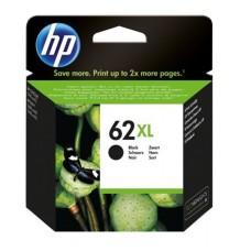 HP - Cartucho de Tinta, HP, C2P05AL, 62XL, Negro, 600 Páginas, Alta Capacidad