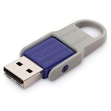 Memoria USB, Verbatim, VB70041T, 32 GB, Turquesa