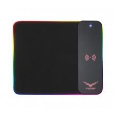 Mouse Pad, Naceb, NA-0926, RGB, Carga inalámbrica